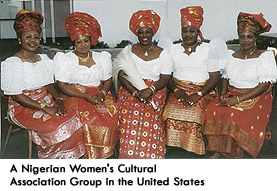 Nigerian Women Cultural Association